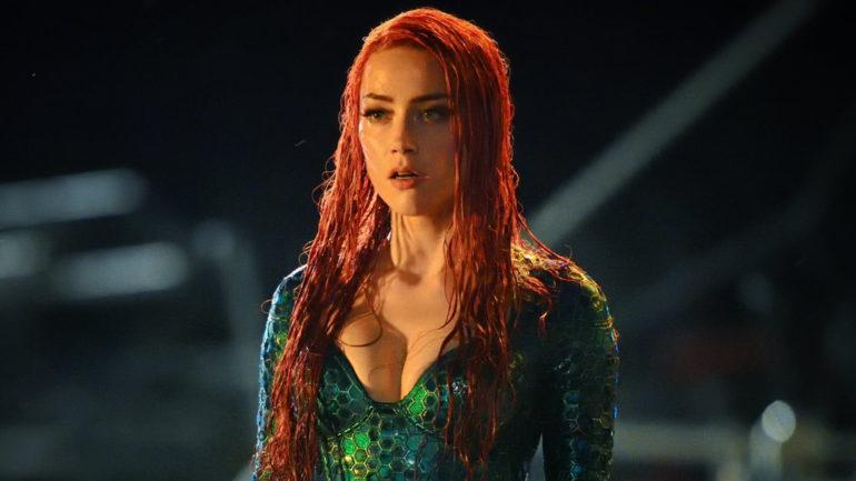 Amber Heard, Aquaman