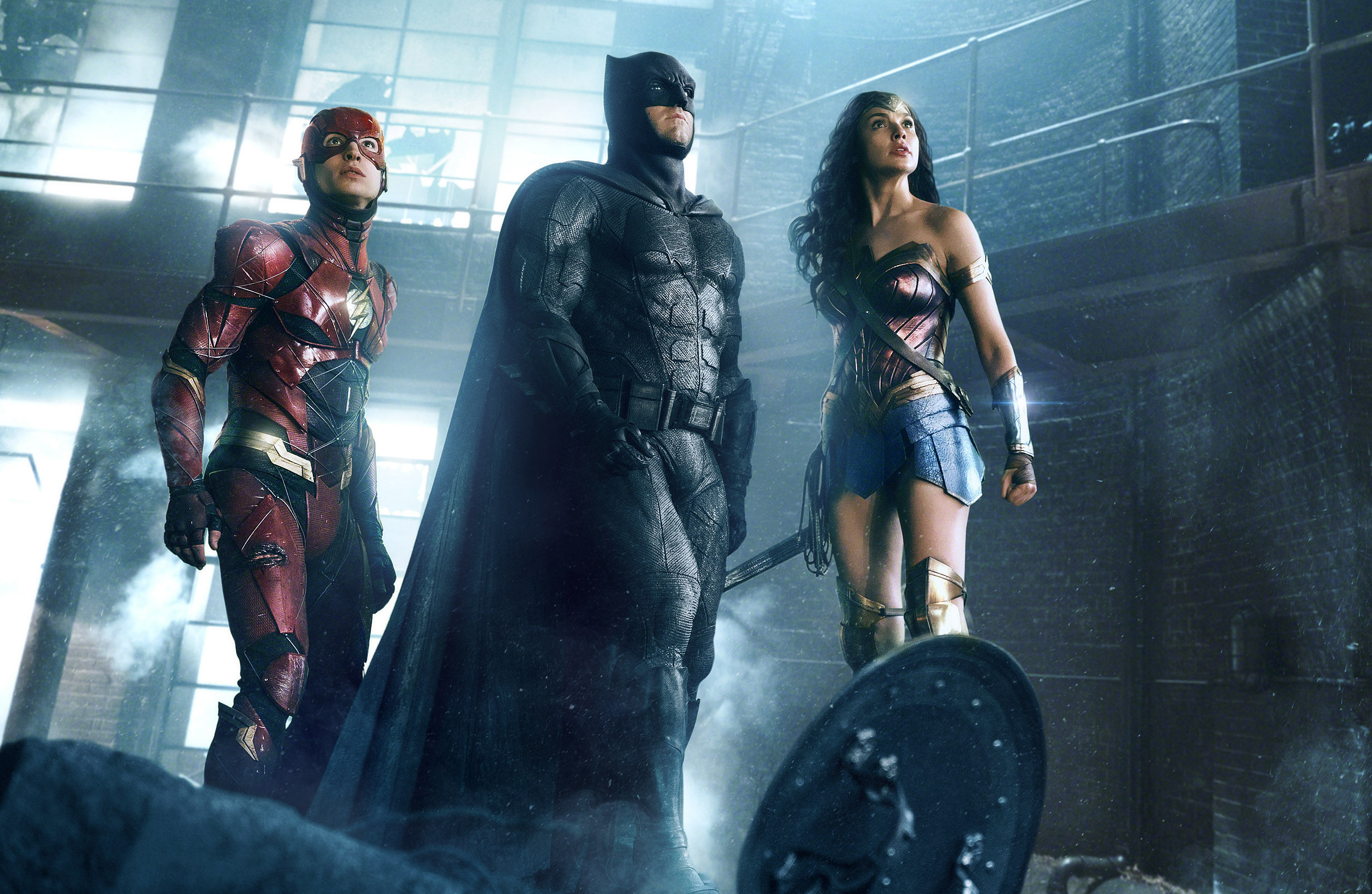 Justice League Movie Said To Undergo Significant Reshoots and Changes