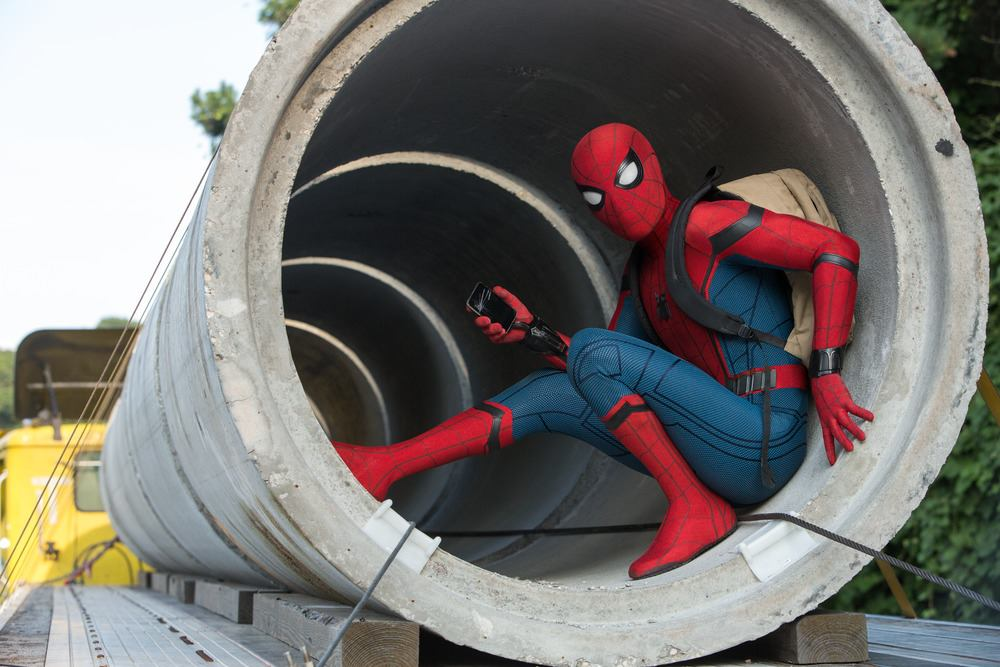 New Film Clip & International Trailer For SPIDER-MAN: HOMECOMING