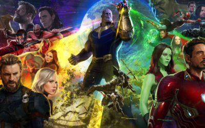 Avengers Infinity War, Avengers 4