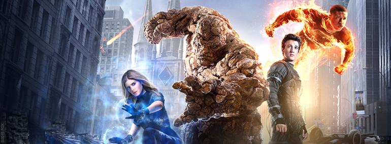 Fantastic Four, Marvel