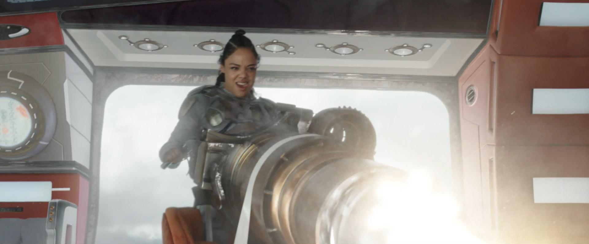 Thor: Ragnarok, Tessa Thompson