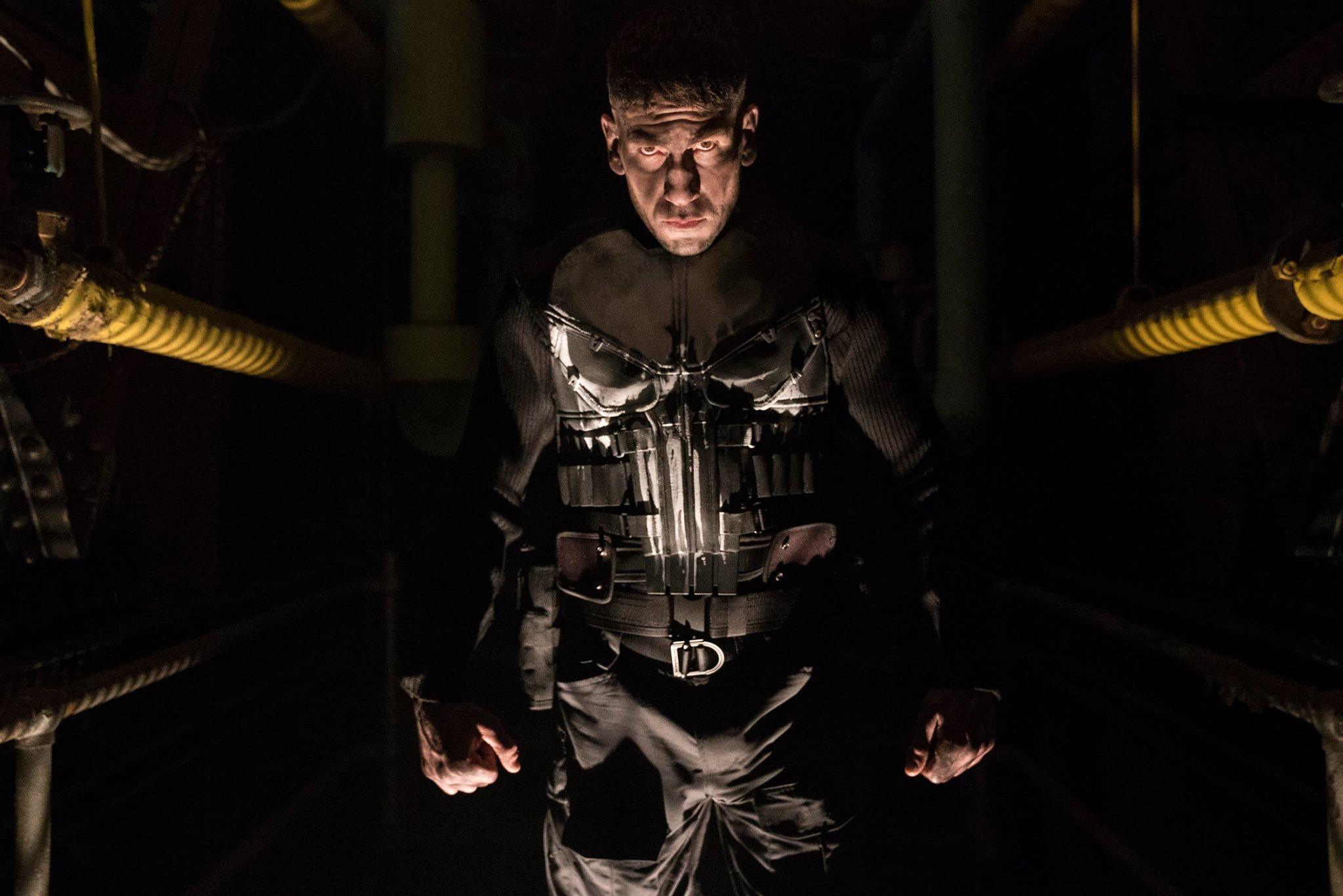 New 'Punisher' Photos Tease Frank Castle's Transformation