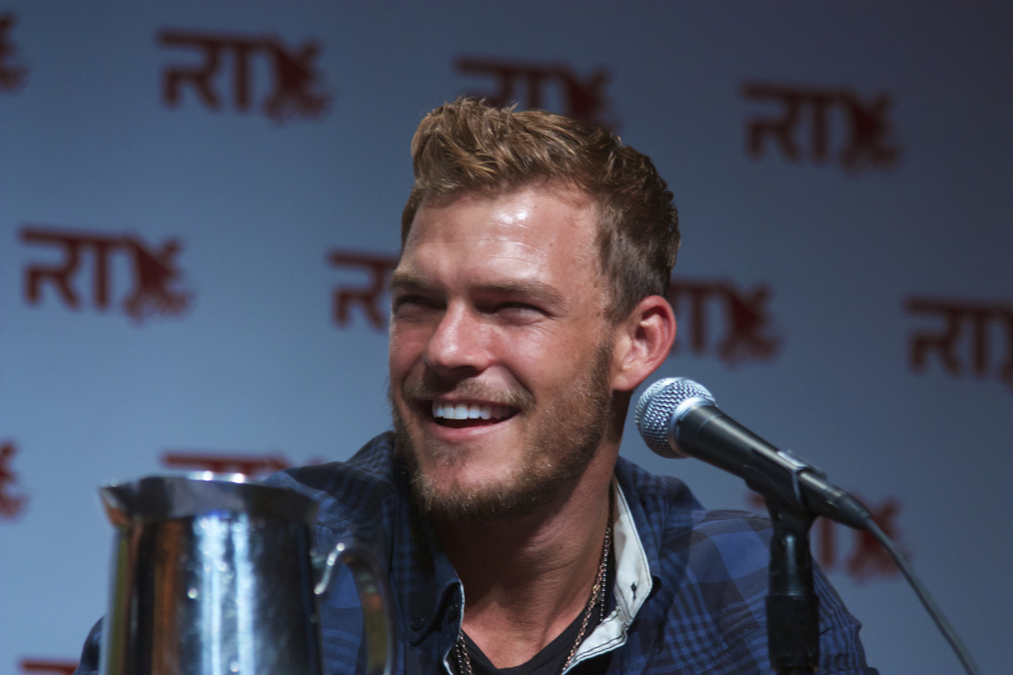 Alan Ritchson cast in DC's live-action Titans series