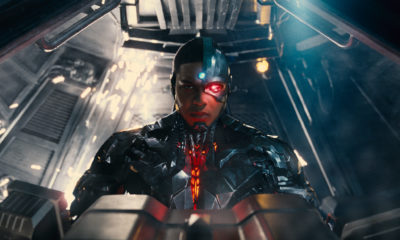 Justice League, Cyborg