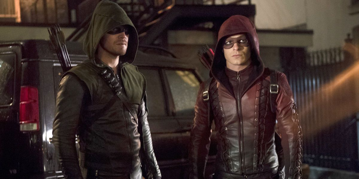 Colton Haynes Returning to Arrow for Season 6