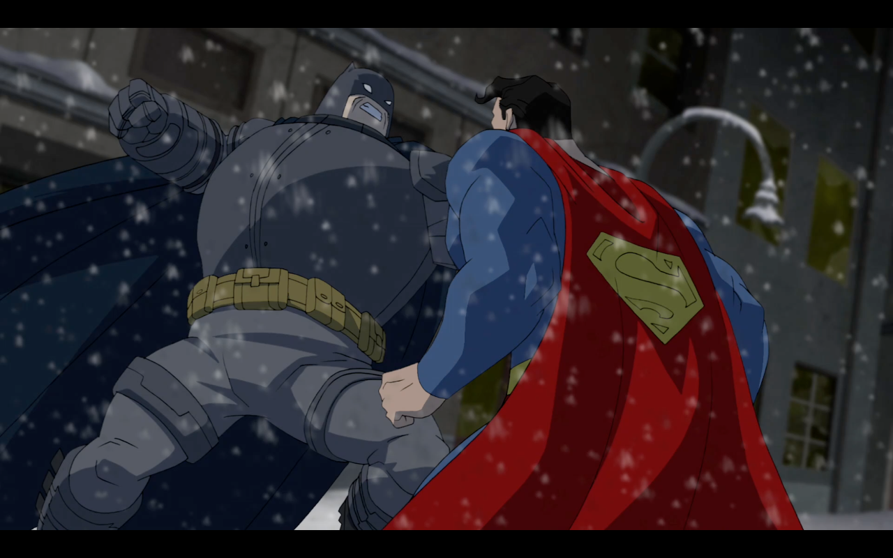 Batman: The Dark Knight Returns Vol 1