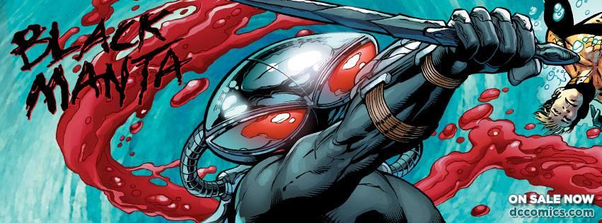 Aquaman, Black Manta