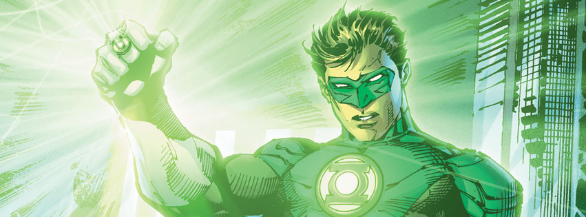 Green Lantern, Armie Hammer, Justice League