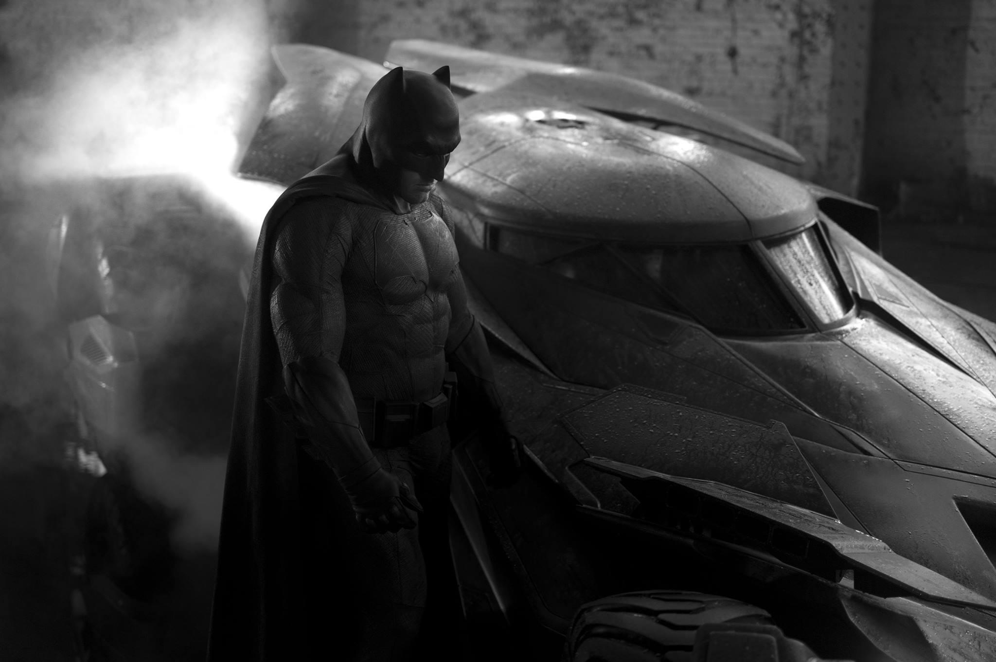 The Batman, Justice League, Batman v Superman