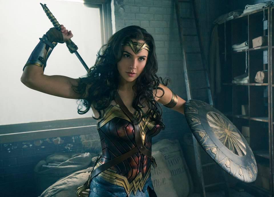 Wonder Woman, The Simpsons, Gal Gadot, Ralph Breaks The Internet