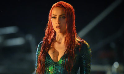 Amber Heard, Aquaman
