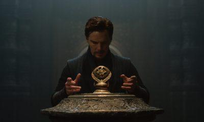 Avengers: Infinity War, Doctor Strange