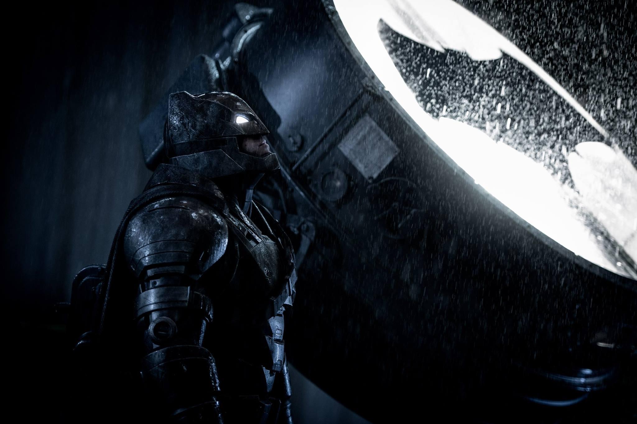 The Batman, Justice League