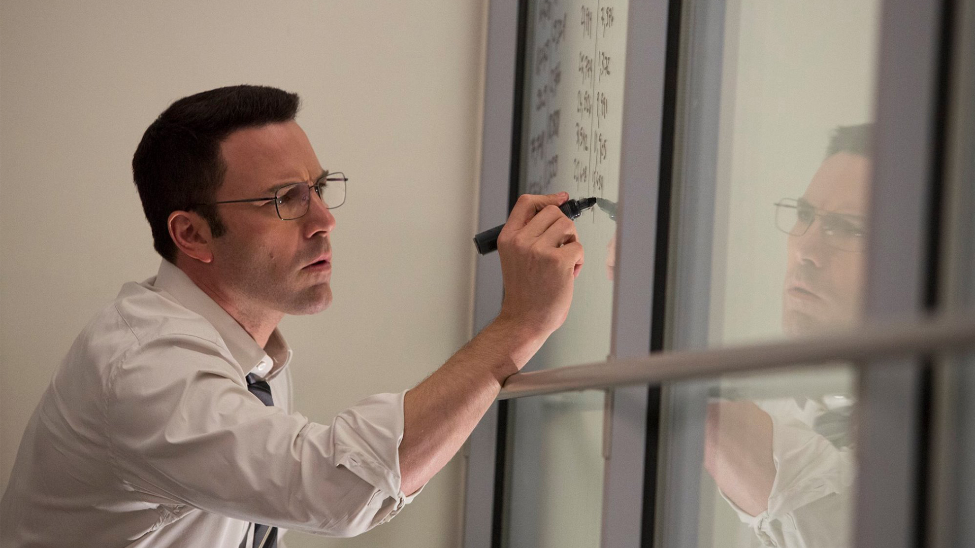 The Accountant, The Has-Been