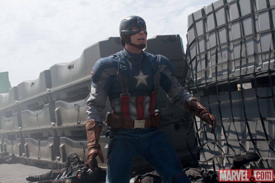 Avengers 4, John Cena, Captain America
