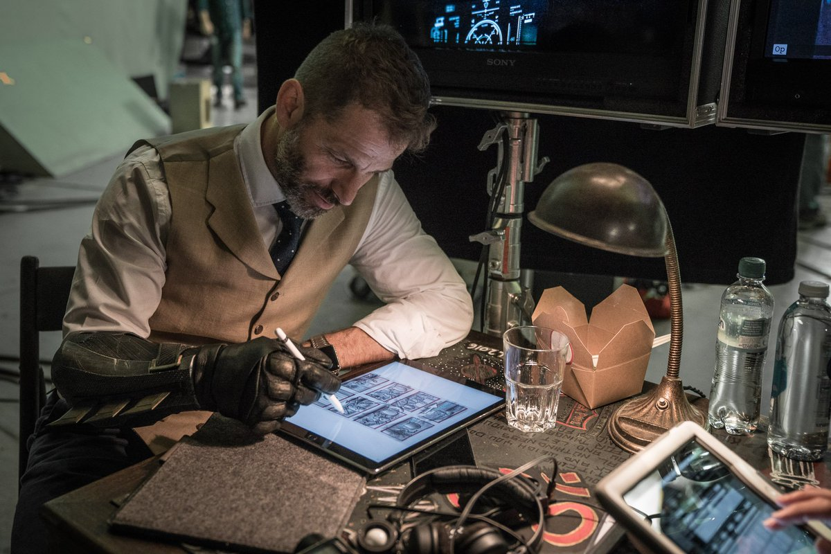 Zack Snyder, Justice League, Suicide Squad 2, Army Of The Dead