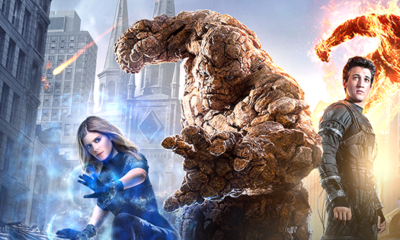 Fantastic Four, Marvel, Walt Disney
