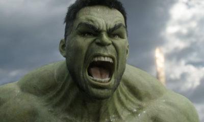 Thor: Ragnarok, Avengers: Infinity War, The Hulk, Avengers 4