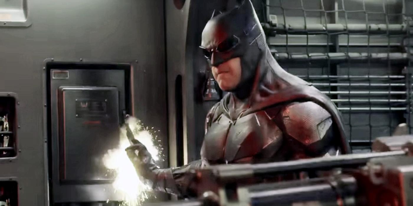 Justice League, The Batman