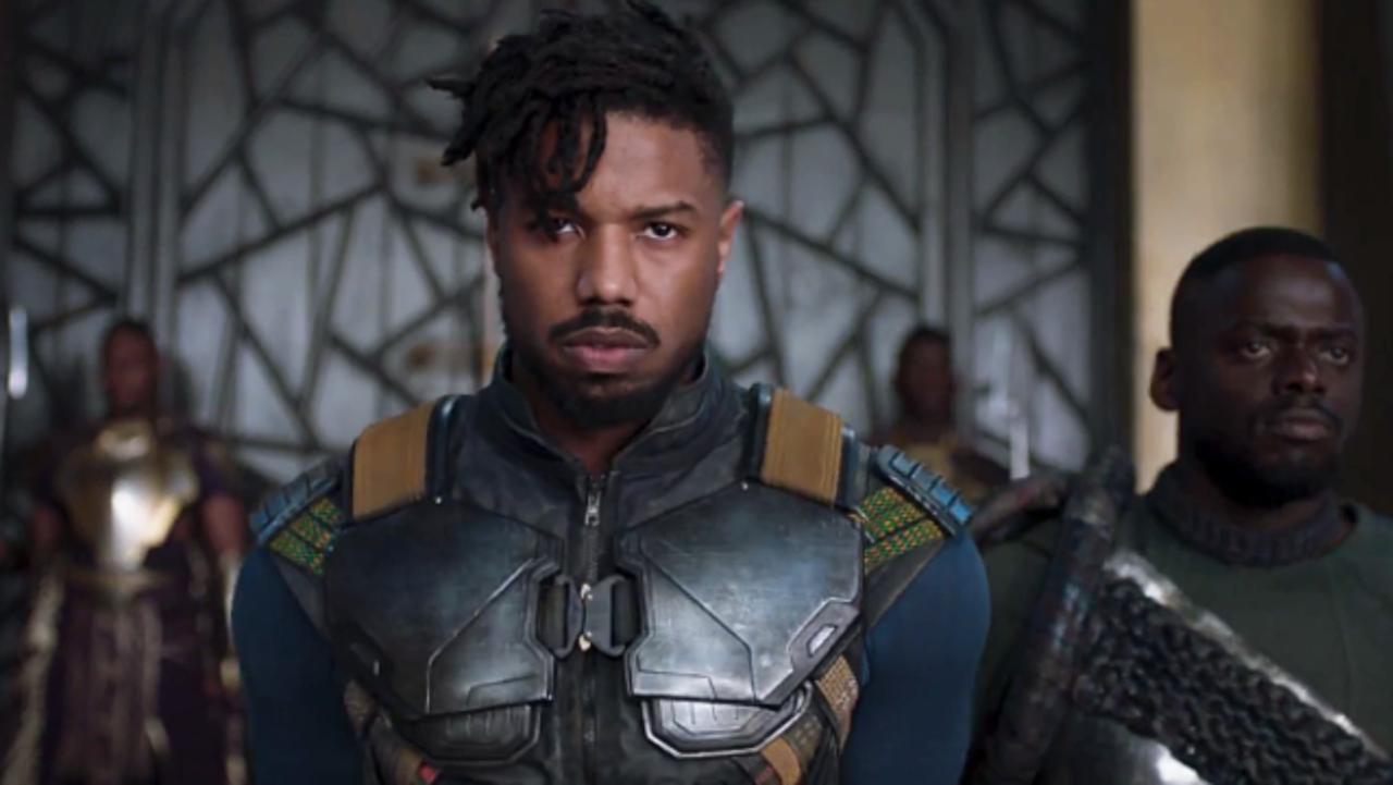 Black Panther, Thanos