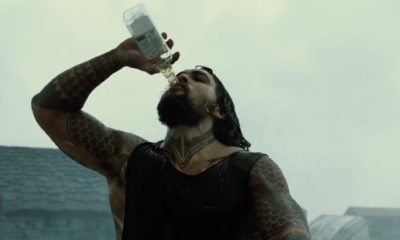 Justice League, Aquaman, Aquaman trailer