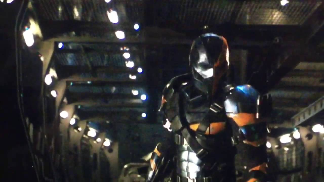 DCEU: Joe Manganiello says Deathstroke movie still in the works
