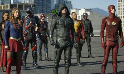 Arrowverse, Arrow, Crisis On Earth-X