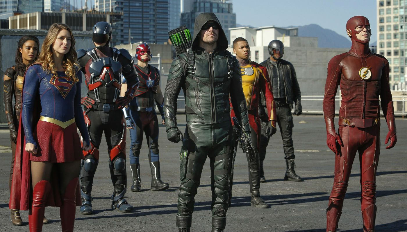 Arrowverse, Arrow, Crisis On Earth-X
