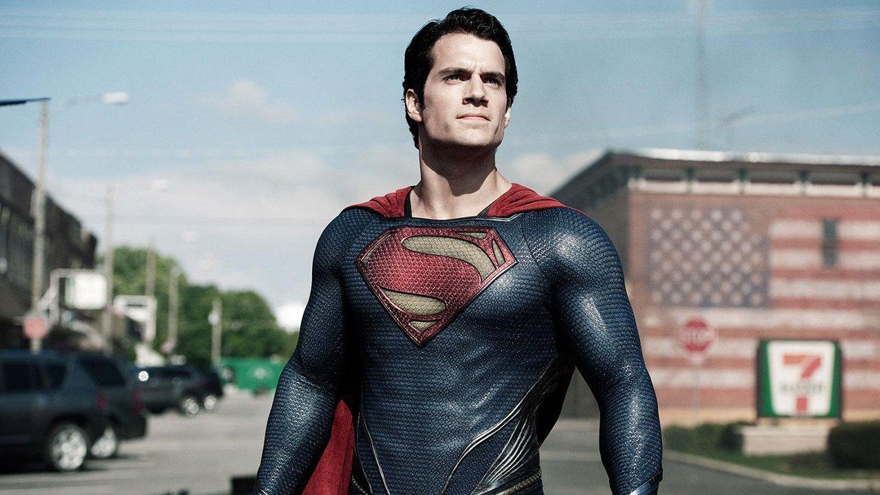 Henry Cavill, Superman, Man of Steel 2