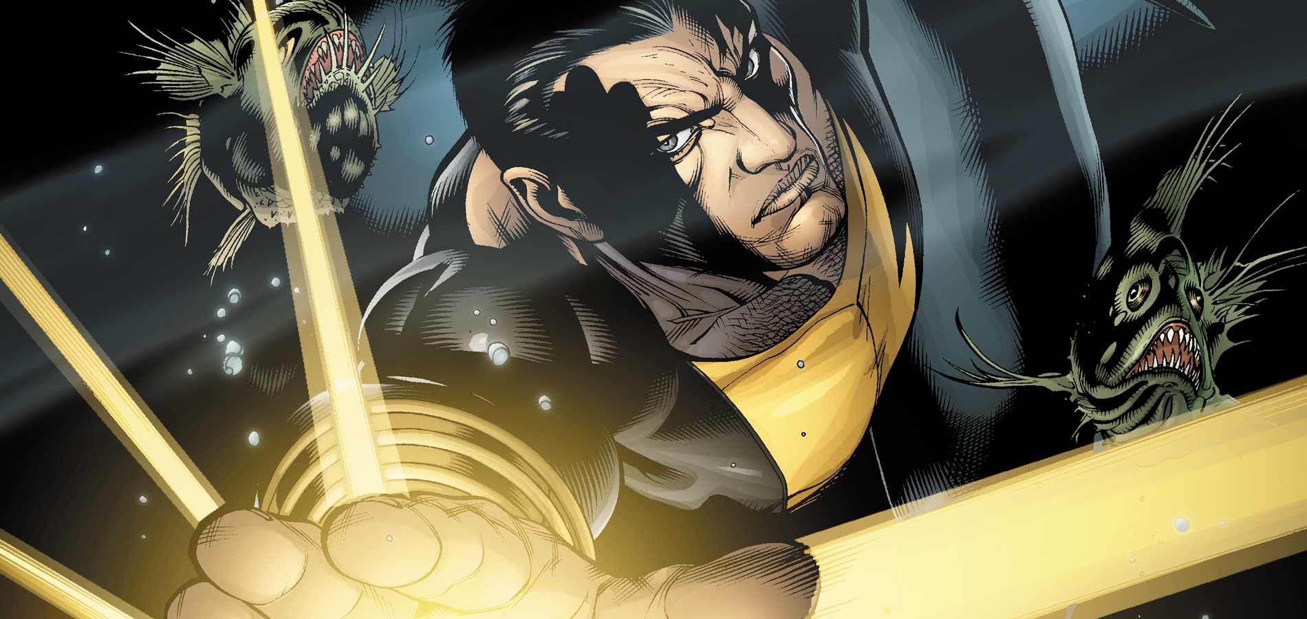 Suicide Squad 2, Black Adam