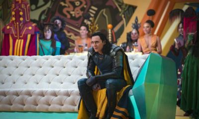 Avengers 4. Tom Hiddleston, Disney
