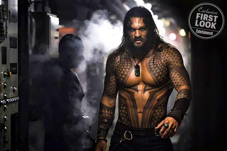 'Aquaman' Early Test Screenings Are Reportedly Positive