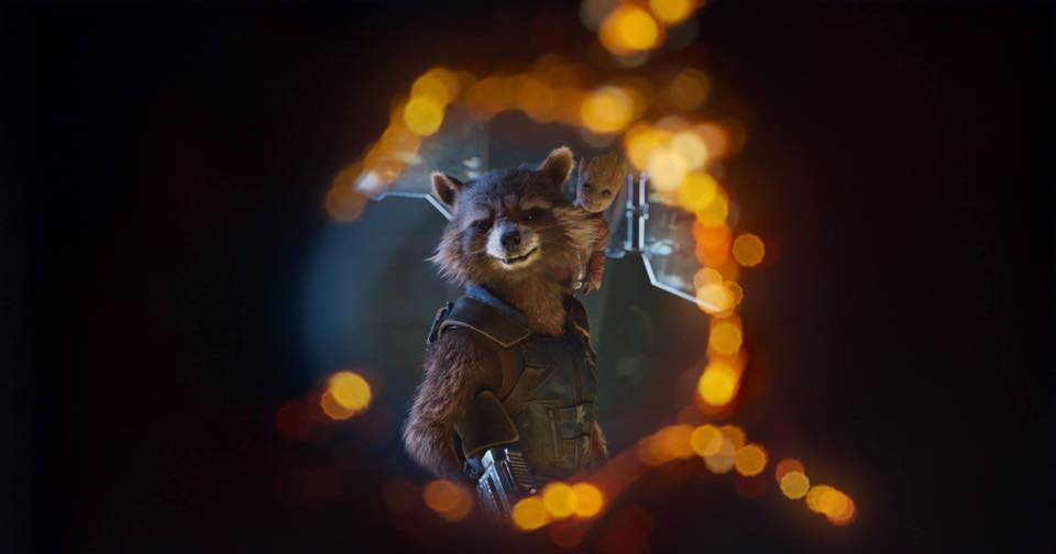 Guardians of the Galaxy Vol. 2. Avengers: Infinity War