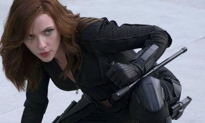 Black Widow, Black Widow Origin Movie
