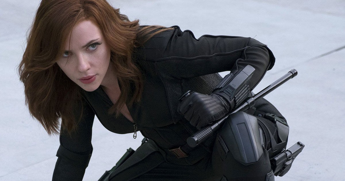 Black Widow Solo Film Moving Forward With Blacklist Screenwriter