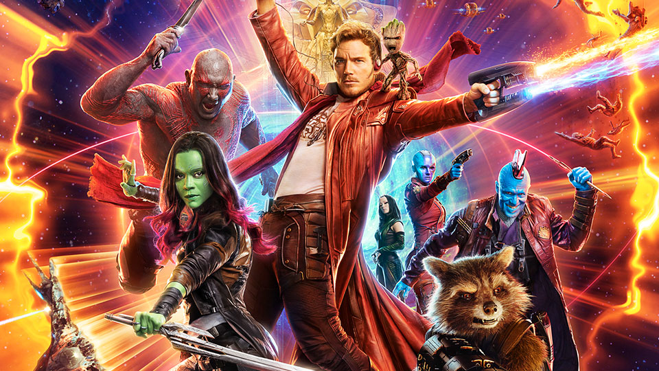 Guardians of the Galaxy Vol. 3, James Gunn