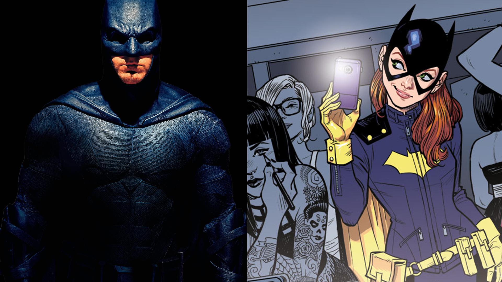The Batman, Batgirl