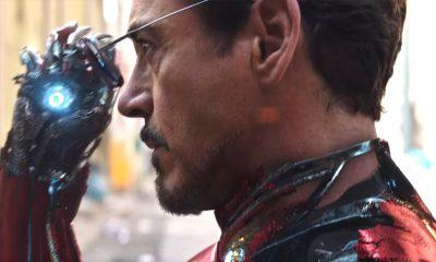 Avengers: Infinity War, Avengers 4, Iron Man