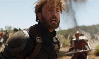 Avengers: Infinity War, Avengers 4, Captain America