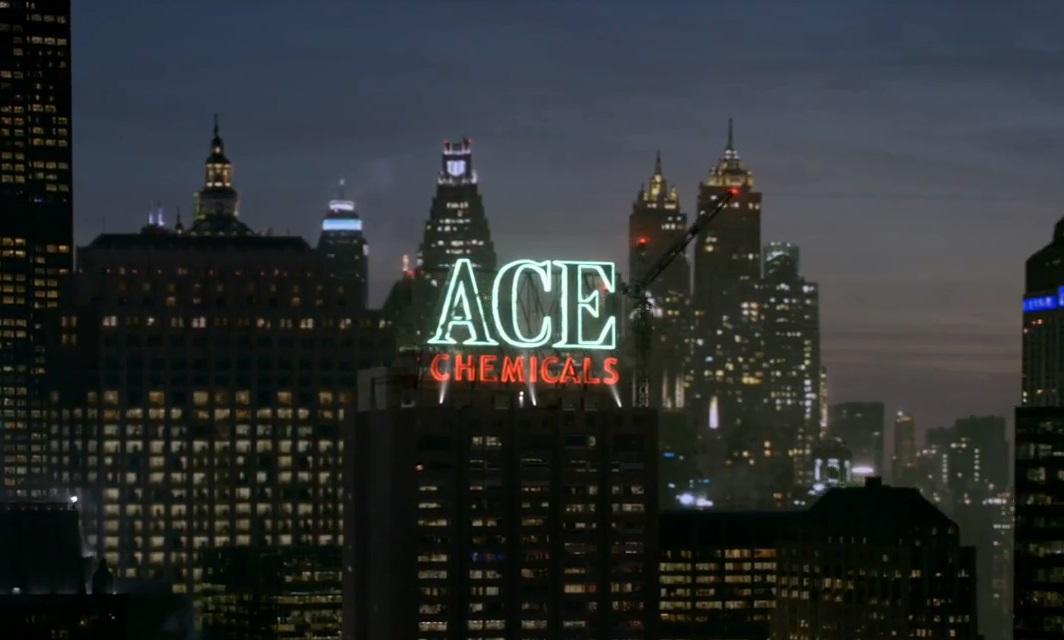 Resultado de imagem para Ace Chemicals shazam