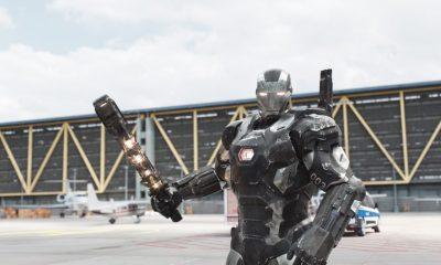 War Machine, Avengers: Infinity War