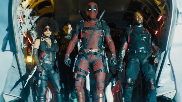 Deadpool 2, X-Force, Deadpool 3