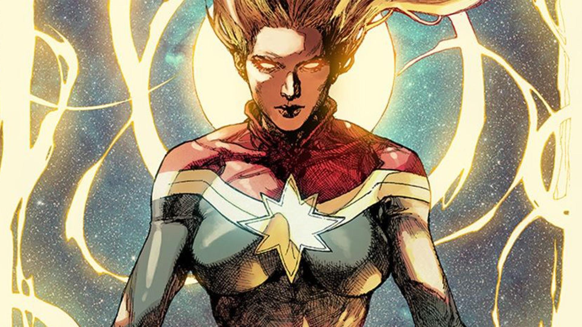 Captain Marvel, Avengers: Infinity War
