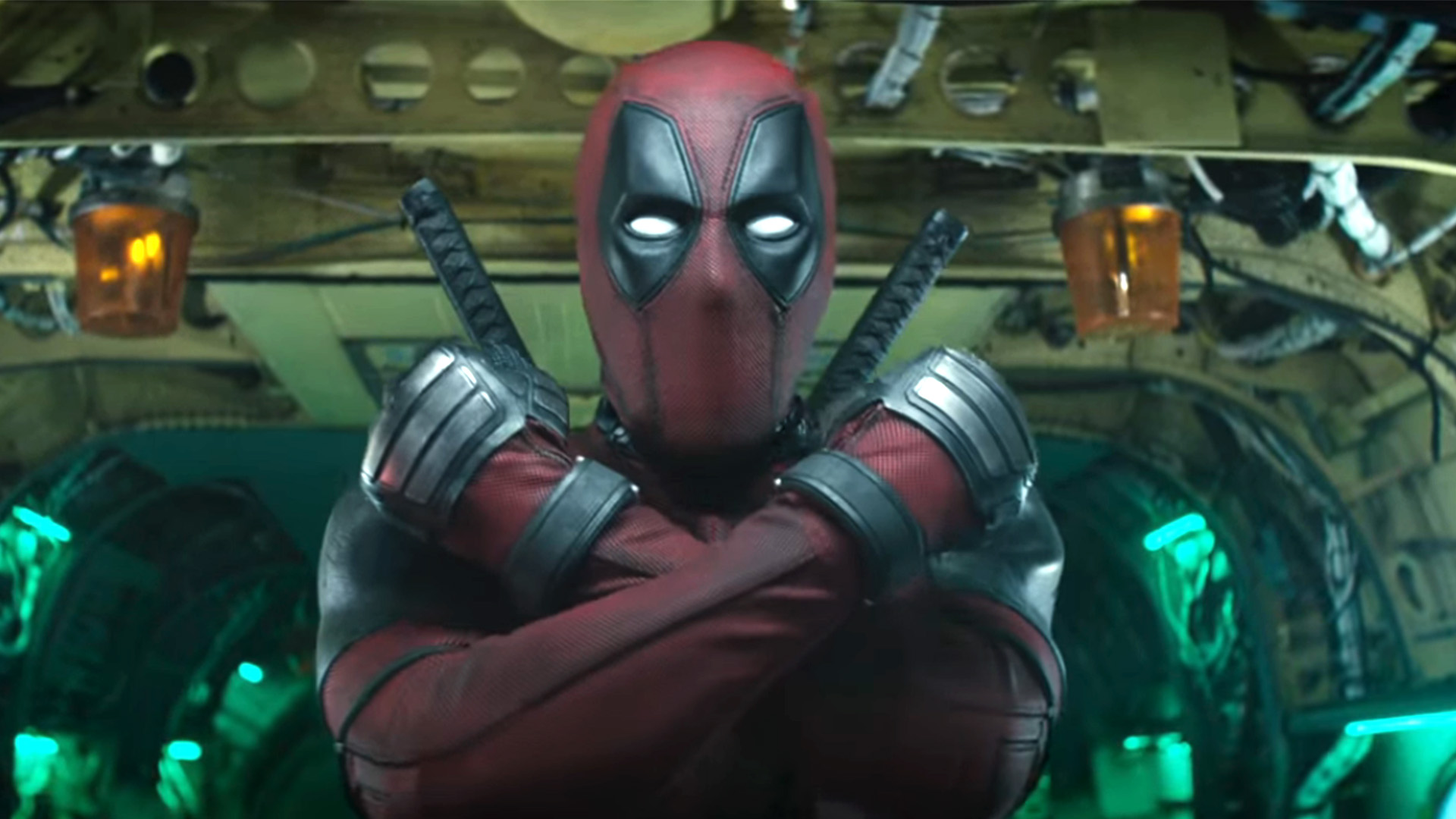 New International Teaser Arrives For Deadpool 2