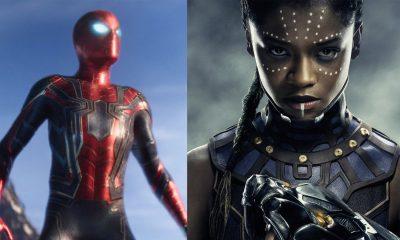 Spider-Man, Avengers: Infinity War, Shuri