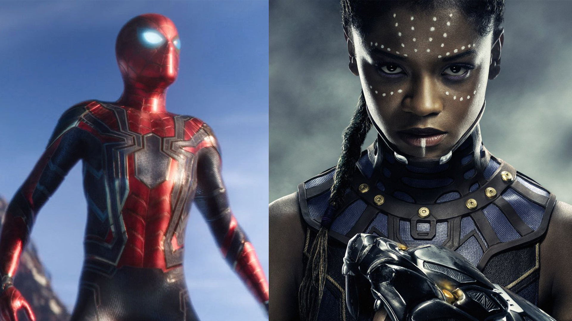 Infinity War Star Hopes Spider-Man and Shuri Can Team-Up