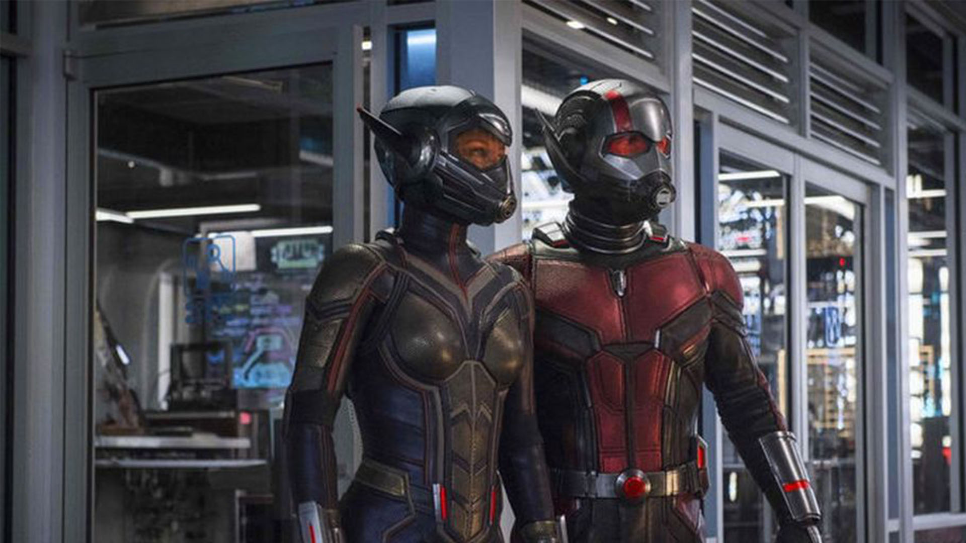 Some New Photos From ANT-MAN AND THE WASP Emerge