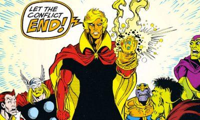 Avengers: Infinity War, Adam Warlock