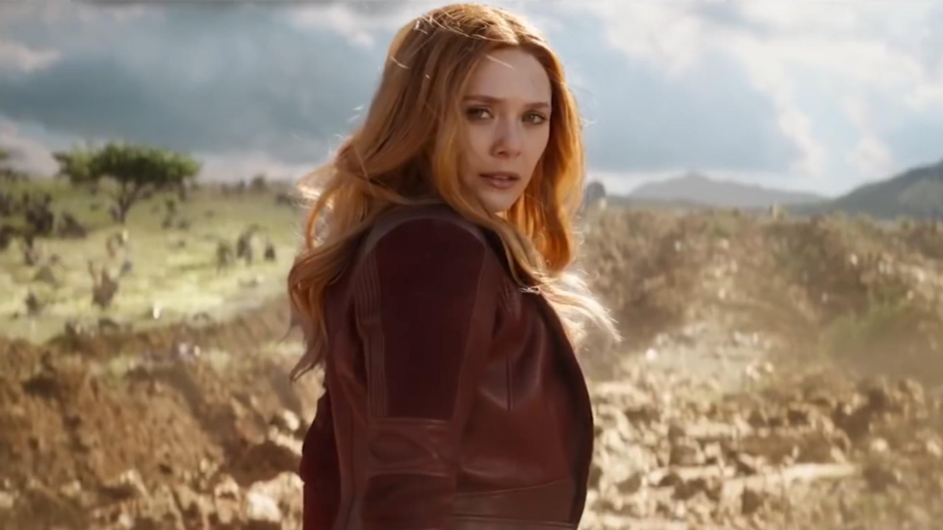 Avengers: Infinity War, Elizabeth Olsen, Avengers 4